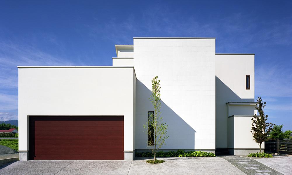堺武治の建てた家