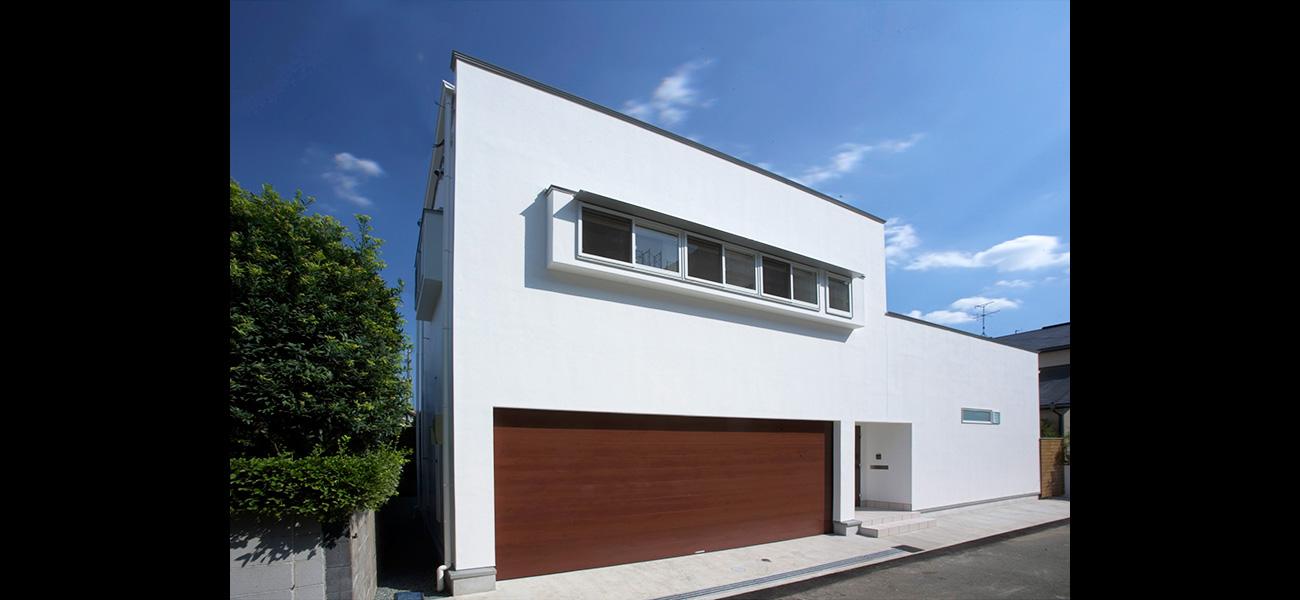 ガレージハウス Garage House