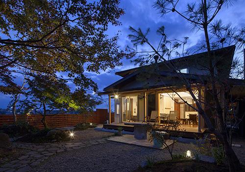 龍田町の家