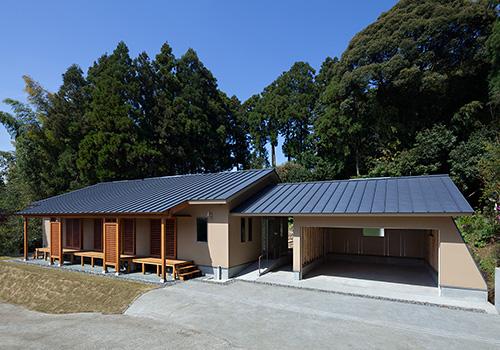 西原村の家